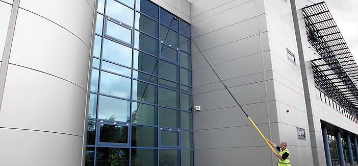 Commercial Window And General Cleaners In Hampshire And